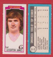 Swansea City Leighton James 161